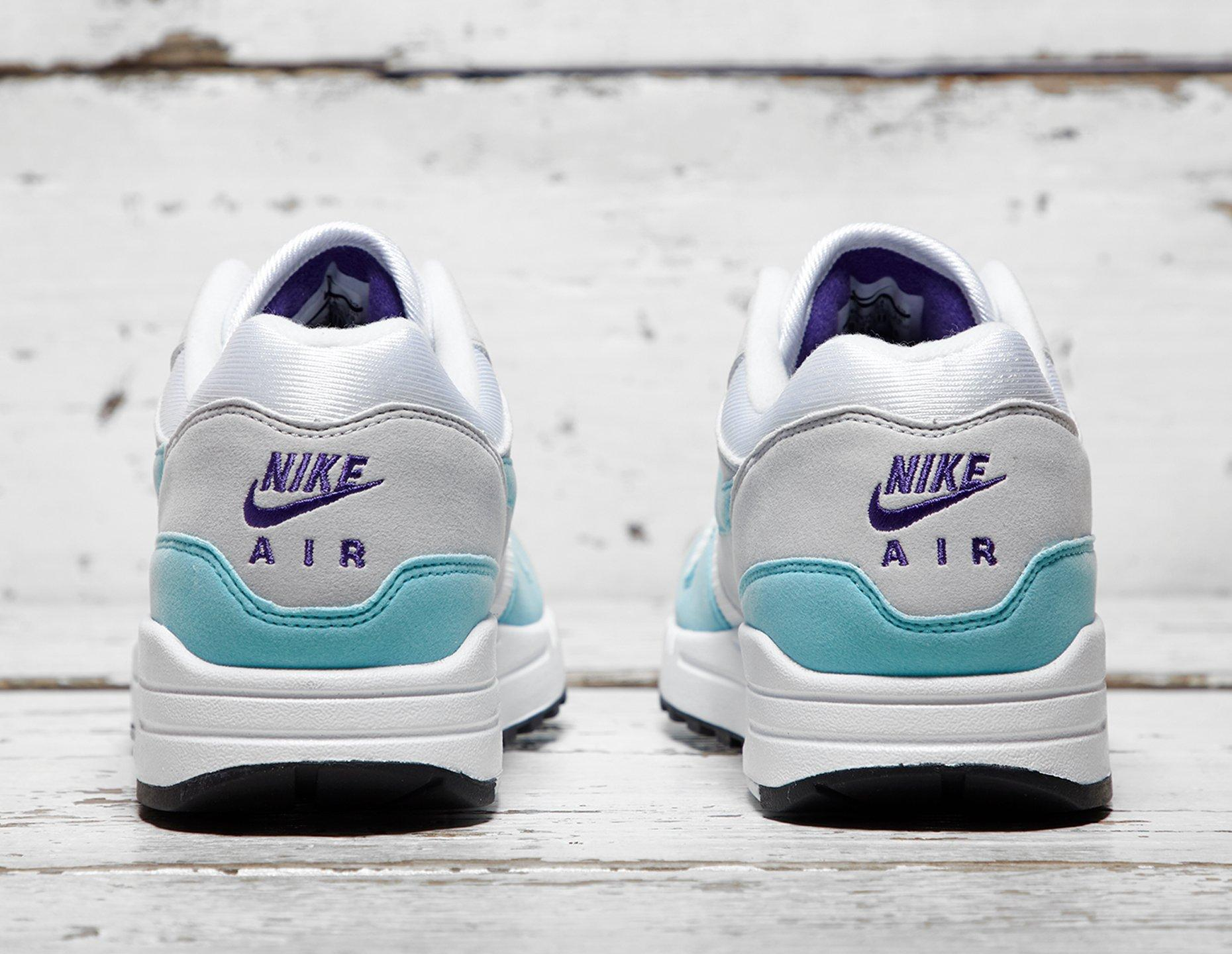nike air max 1 anniversary aqua purple nz