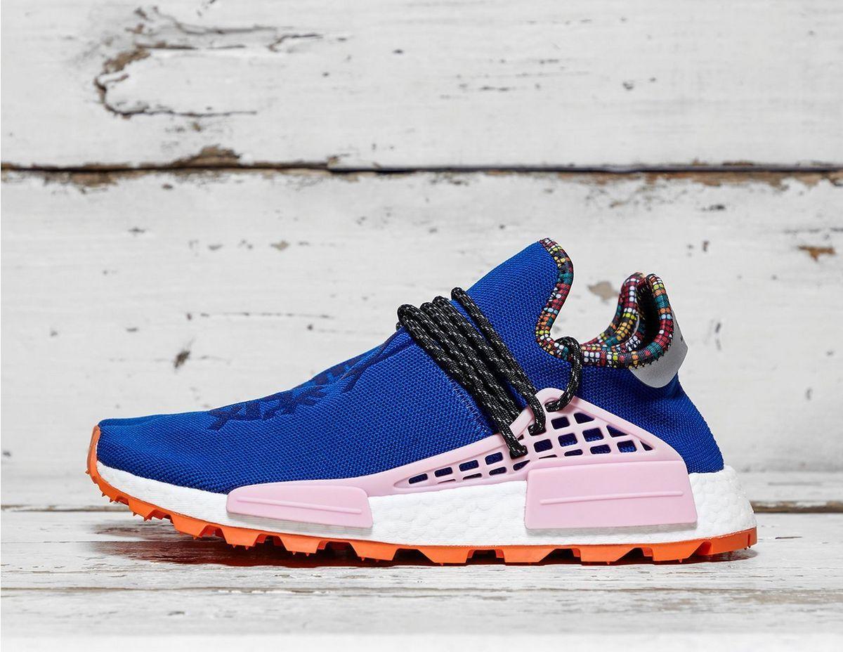 online retailer 9f3e0 b6d93 adidas Originals. Men s Blue By Pharrell Williams Solarhu Nmd