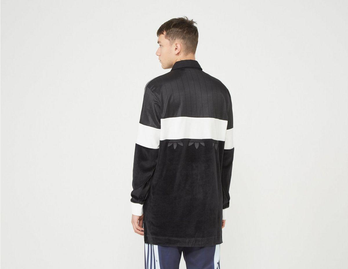 c10abf990ac7 Adidas Originals - Black By Alexander Wang Disjoin Rugby Jersey for Men -  Lyst. View fullscreen