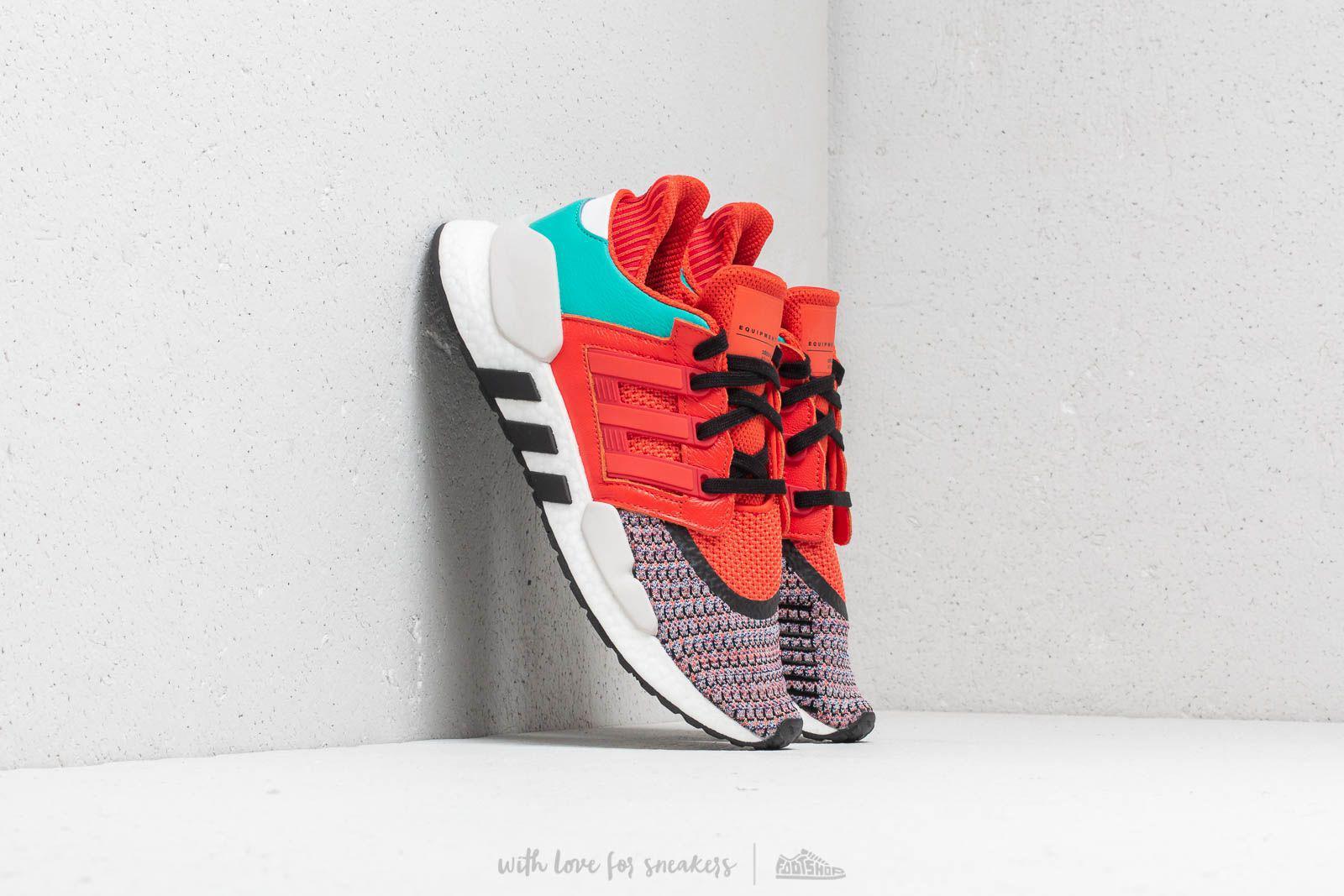 watch 9eca1 8bf1f Lyst - adidas Originals Adidas Eqt Support 9118 Bold Orangef