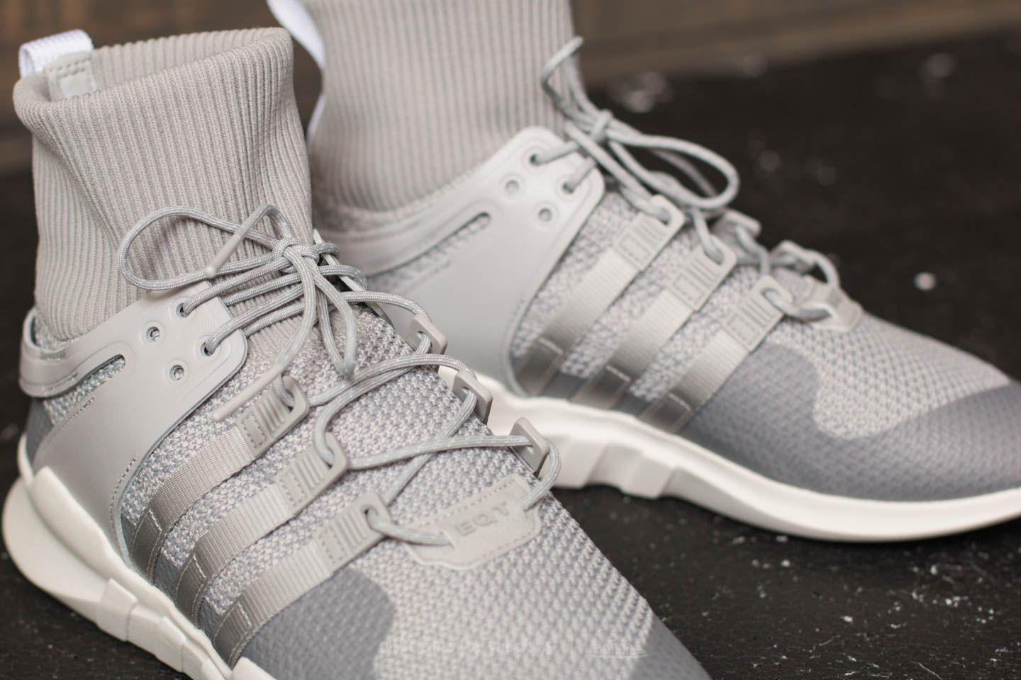 official photos 7a243 7c040 Lyst - adidas Originals Adidas Eqt Support Adv Winter Grey T