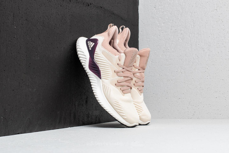 lyst footshop adidas alphabounce oltre w ecru tinta / ash pearl