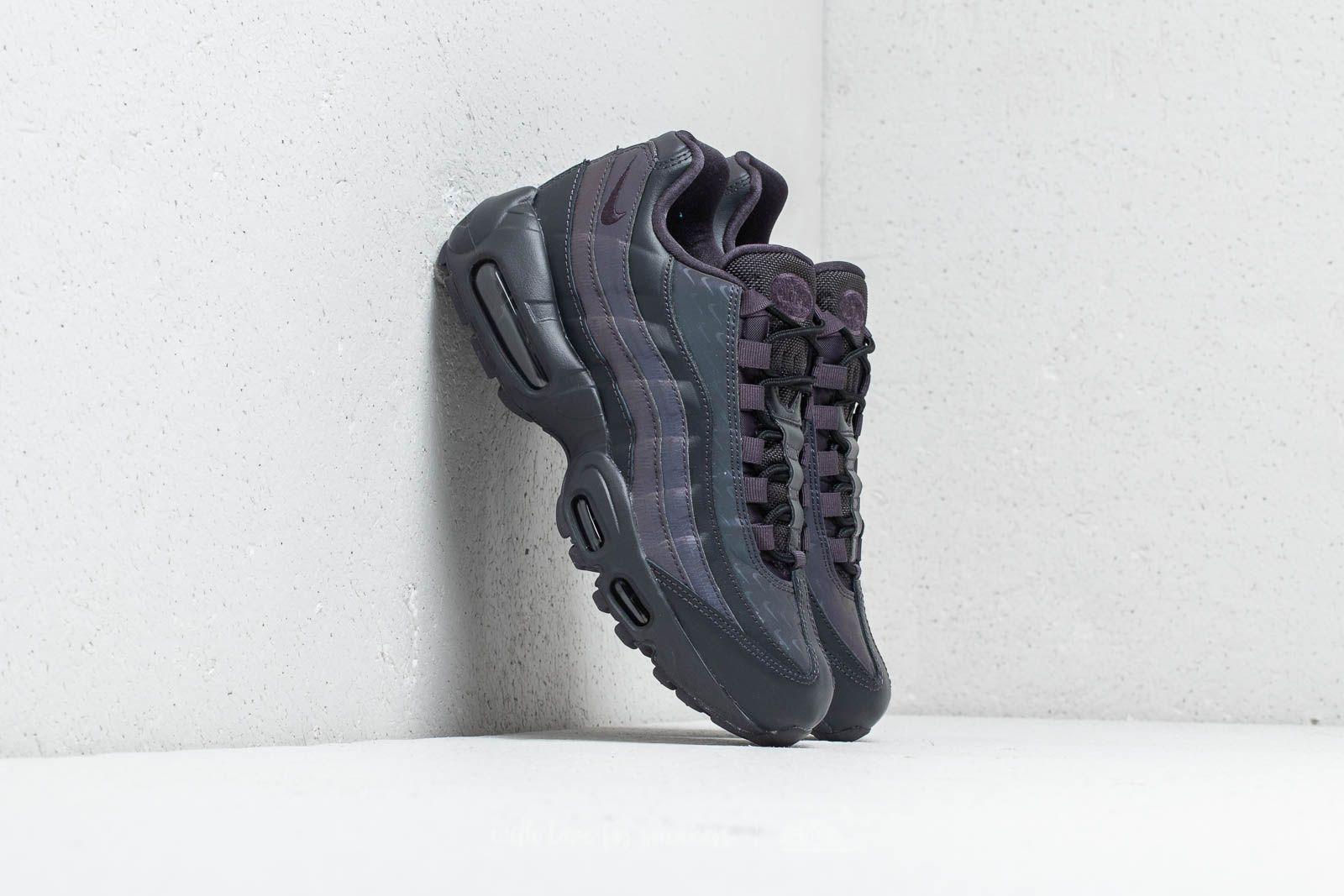 Lyst - Nike Wmns Air Max 95 Lx Oil Grey  Oil Grey-oil Grey in Gray 875da707b7