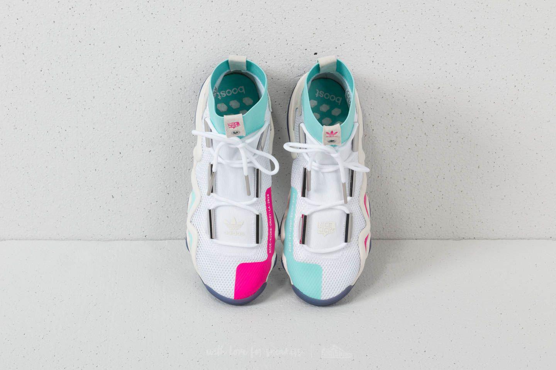 buy popular ee9c7 a7a57 Adidas Originals - X Nice Kicks Crazy 8 Adv Ftw White Off White Energy.  View fullscreen