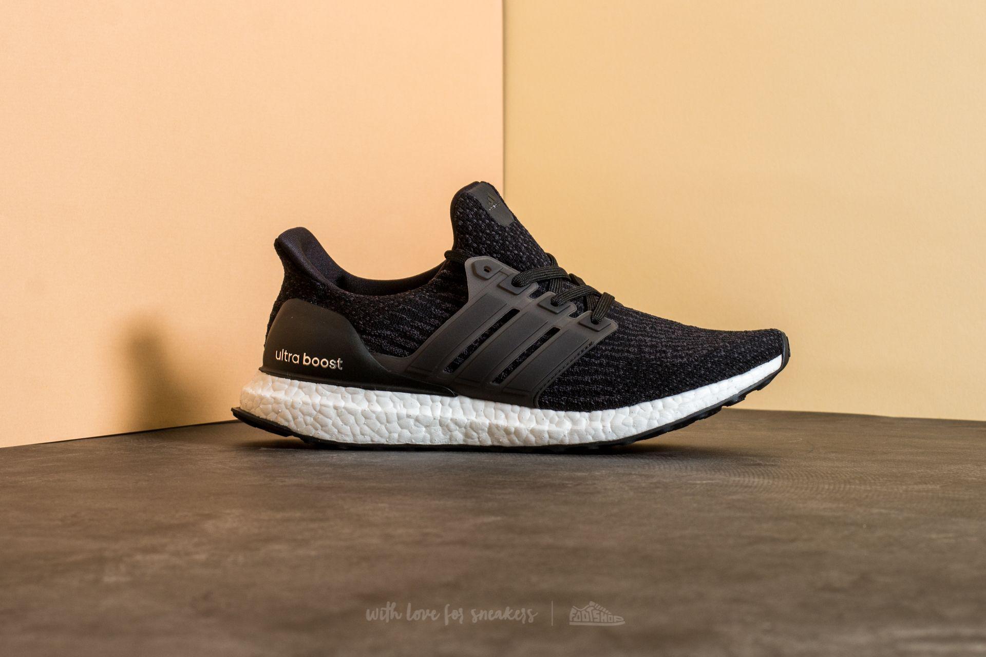 0162d5f49 ... australia lyst footshop adidas ultra boost w core black dark grey in  black b10a6 61582
