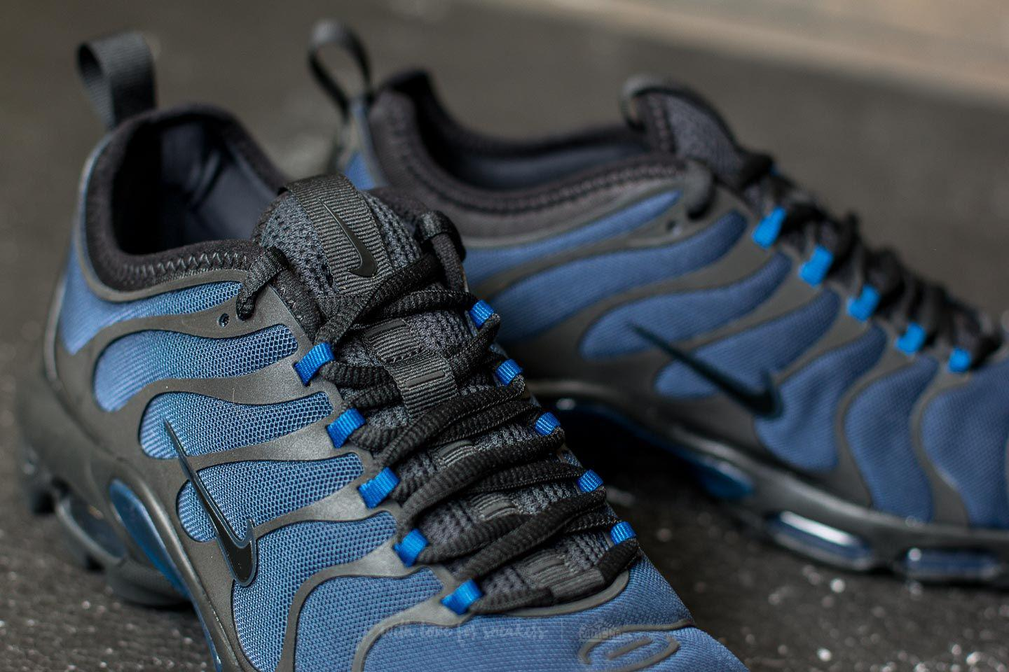 wholesale dealer 14c1a 63649 ... discount code for lyst nike air max plus tn ultra obsidian black gym  blue in blue