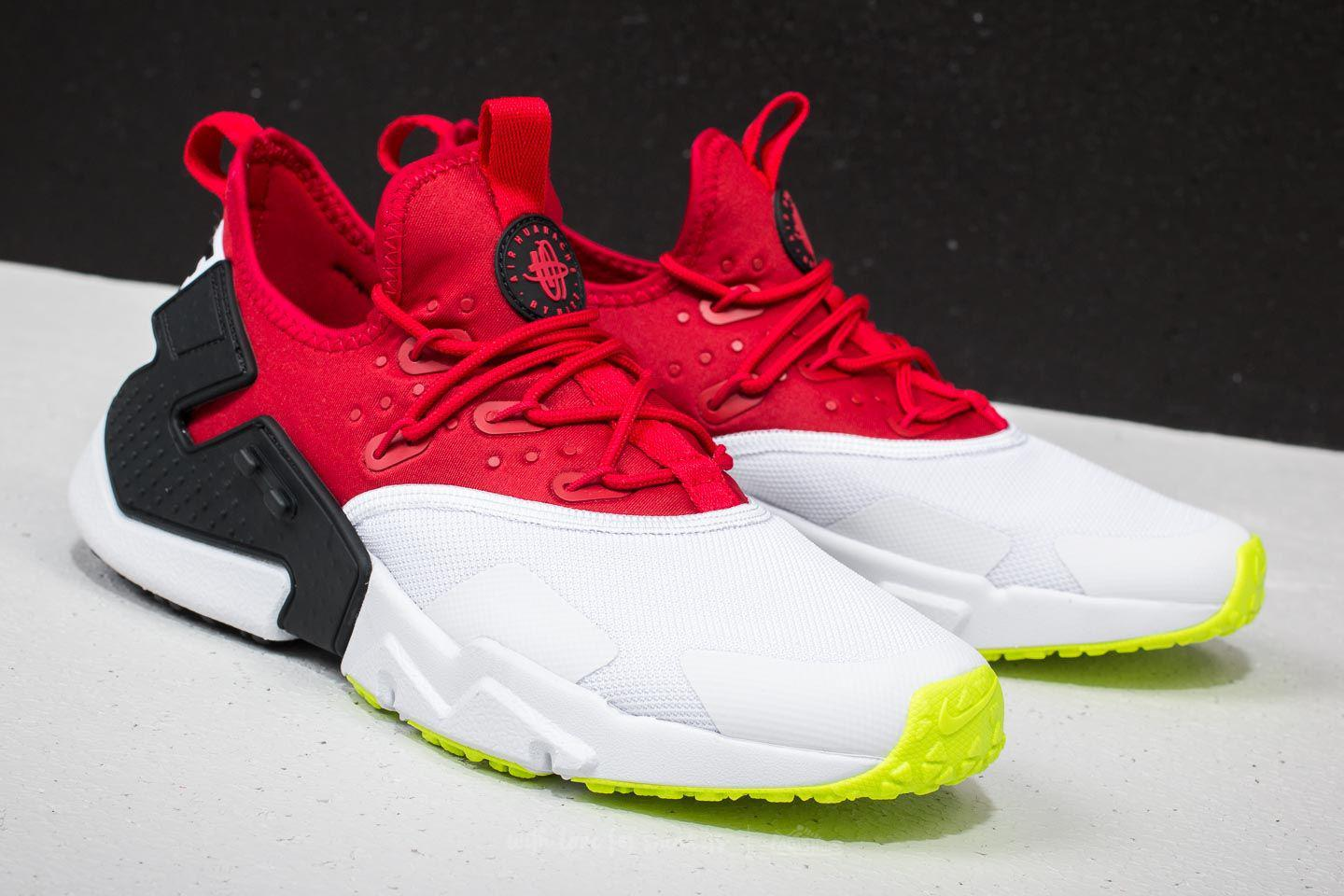 4d667c7007dd7 ... sweden lyst nike air huarache drift gym red white black volt in red for  men 3212f