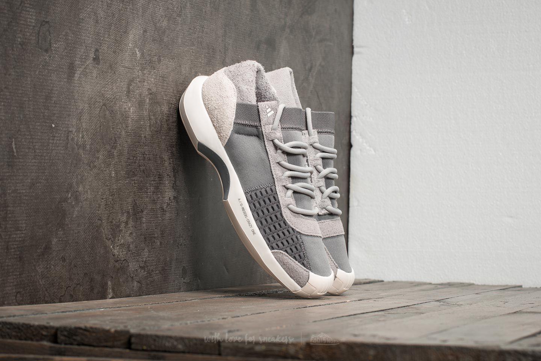 super popular eca92 dd526 Lyst - adidas Originals Workshop Ad Crazy 1 Grey Three Grey