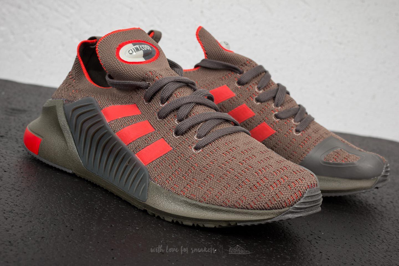 new concept f22c2 122c5 Lyst - adidas Originals Adidas Climacool 0217 Primeknit Bran