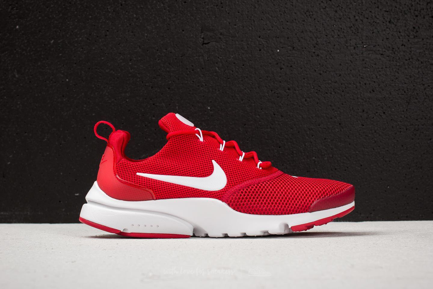 PRESTO FLY - Sneaker low - team red/gym red/sail mmGQzsOVN