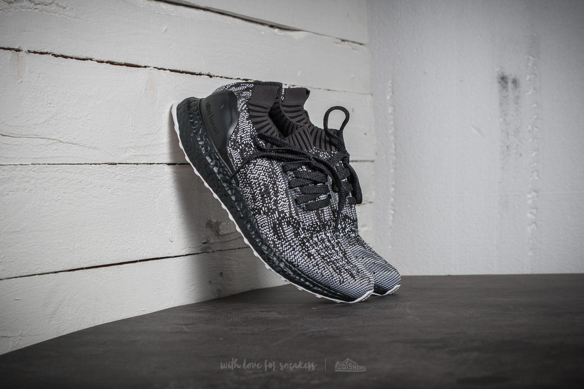 58018ec07 Lyst - Footshop Adidas Ultraboost Uncaged Core Black  Dark Grey ...