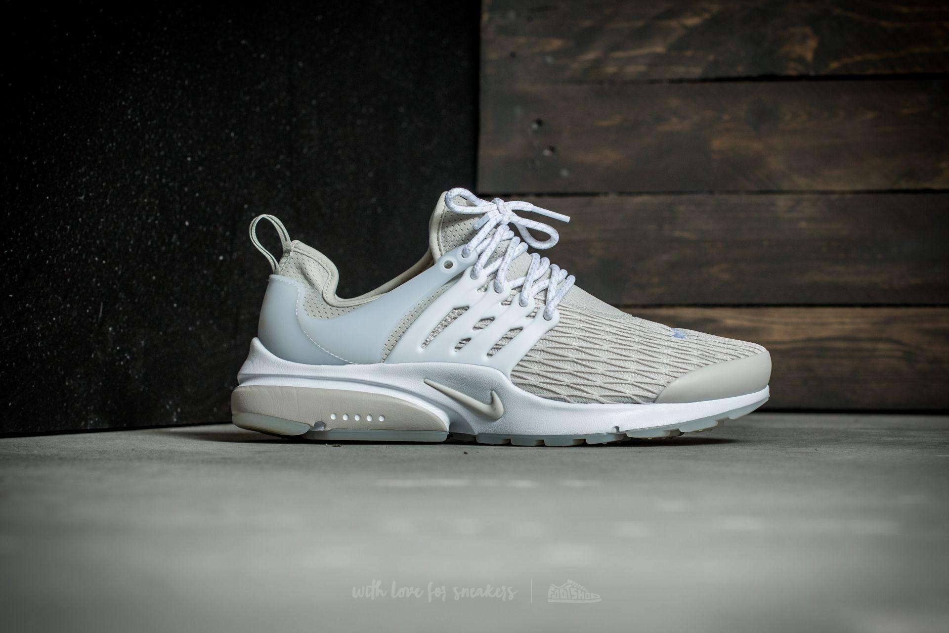 quality design 0d8d9 04be7 Lyst - Nike W Air Presto Premium Light Bone Light Bone-white