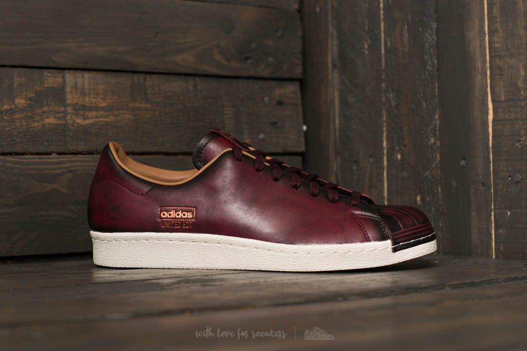 lyst footshop adidas consortium x limited edt superstar der 80er tresor