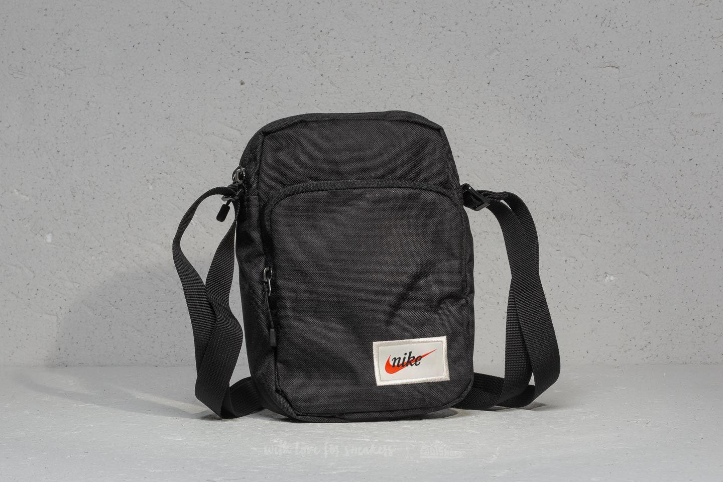 2fde07108f83 Lyst - Nike Heritage Small Items Bag Black in Black