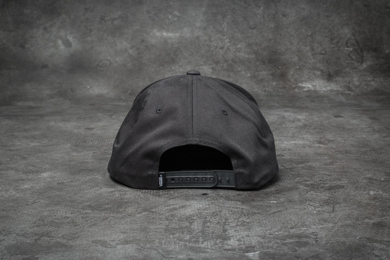 cd2e87431f9 Lyst - Vans Full Patch Snapback True Black in Black for Men