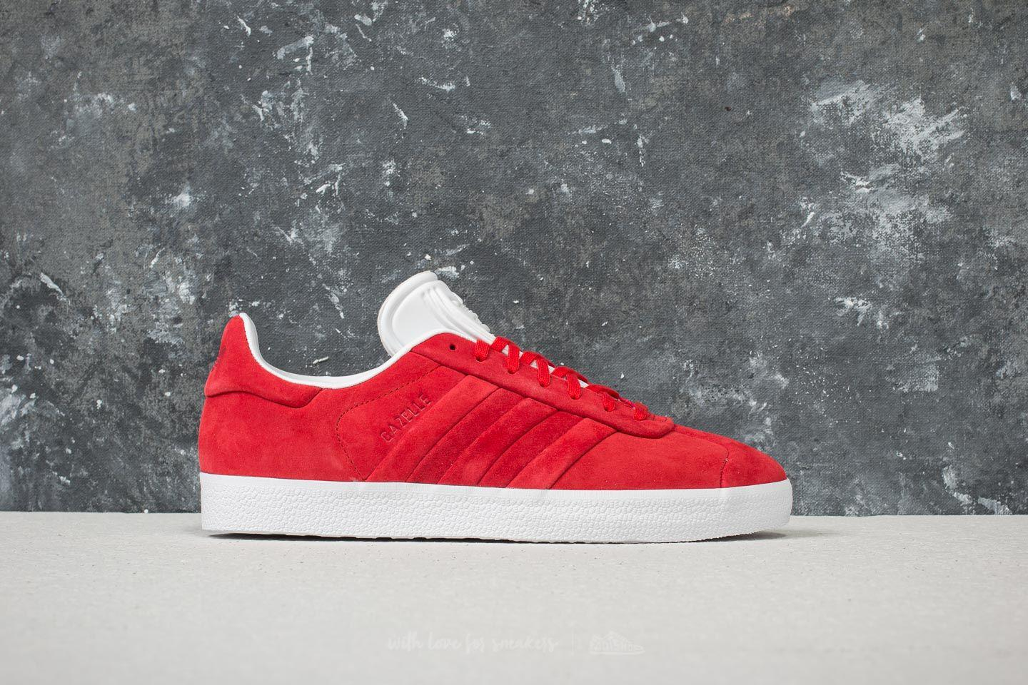 adidas Adidas Gazelle Stitch And Turn Collegiate / Collegiate / Ftw White ipiuj3LeuG