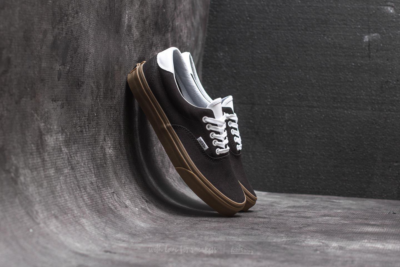 Lyst - Vans Era 59 (bleacher) Black  Gum in Black for Men 490bab7ed
