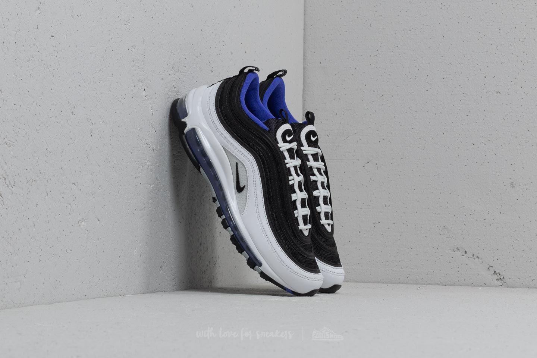 b611afba07 Nike Air Max 97 White/ Black-persian Violet in Black for Men - Lyst