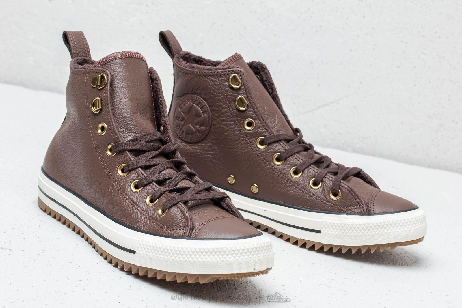 057f5e29d6c971 Lyst - Converse Chuck Taylor All Stars Hiker Boot High Chocolate ...