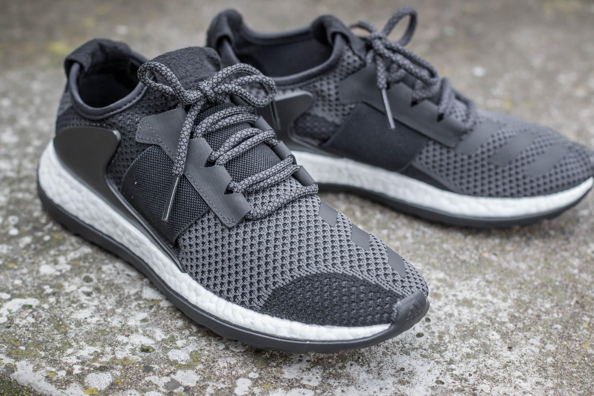 fa2561179c01b ... australia discount 64c98 lyst footshop adidas pure boost zg core black  charcoal ftw 7220d 35a1e 21b99