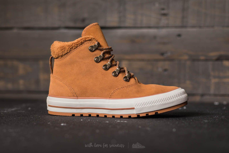 Converse Chuck Taylor All Star Ember Boot Hi / / Egret QEpS50w