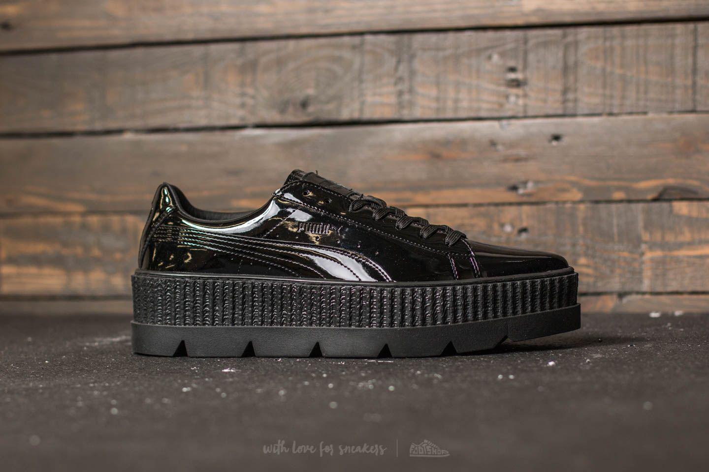2c8b9da9a952 Lyst - Footshop Puma Fenty X Rihanna Pointy Creeper Patent Puma .