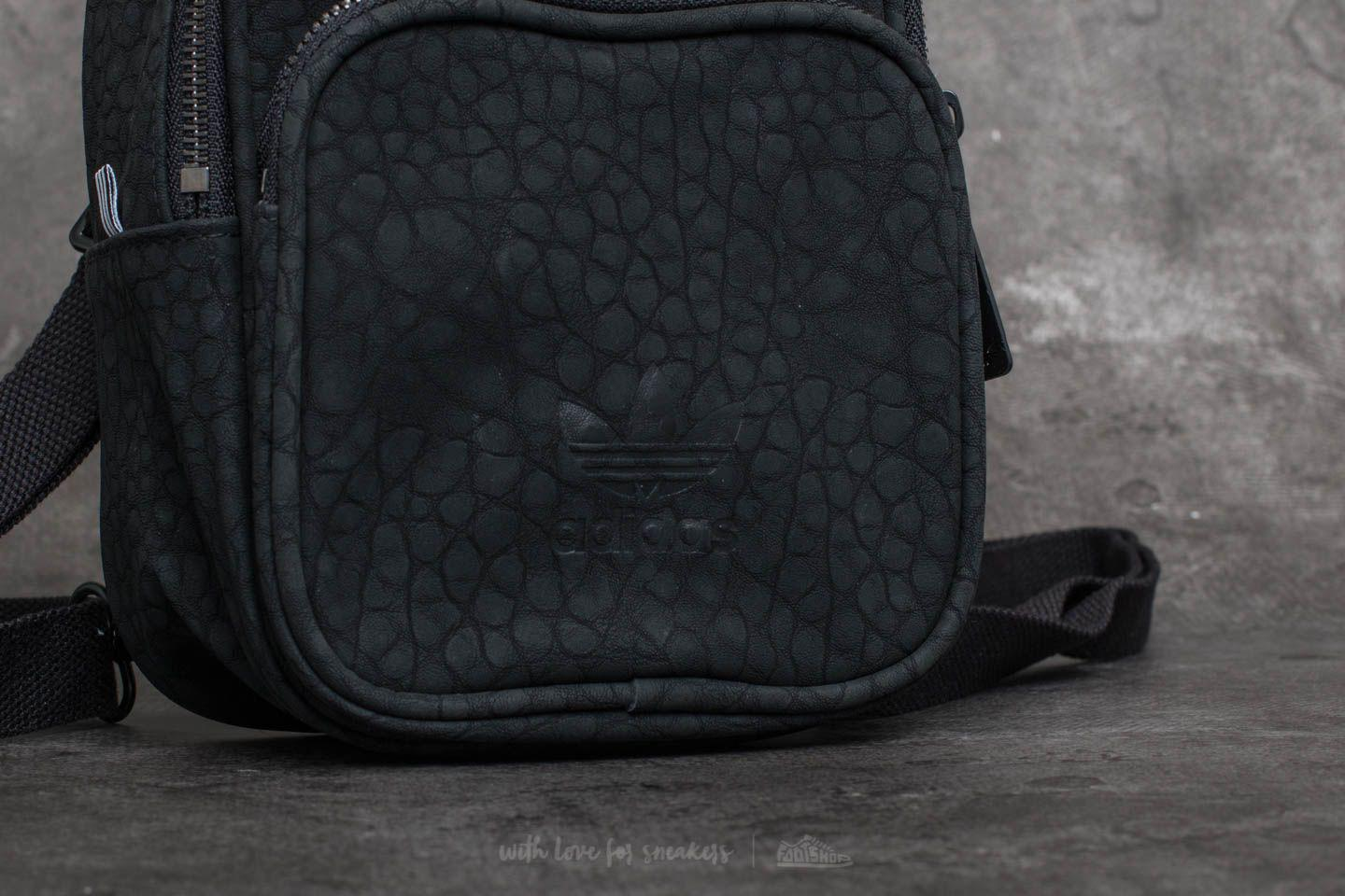 47fe4a145a Lyst - adidas Originals Adidas Ac Classic Mini Backpack Black in Black