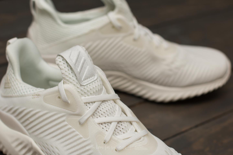 9068591d0952a Lyst - Footshop Adidas Alphabounce Em Undye M White  White  White in ...