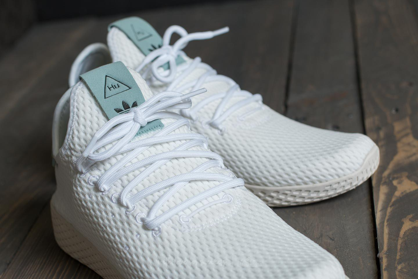 purchase cheap 17692 d2d51 adidas Originals Adidas Pharrell Williams Pw Tennis Hu Ftw White ...