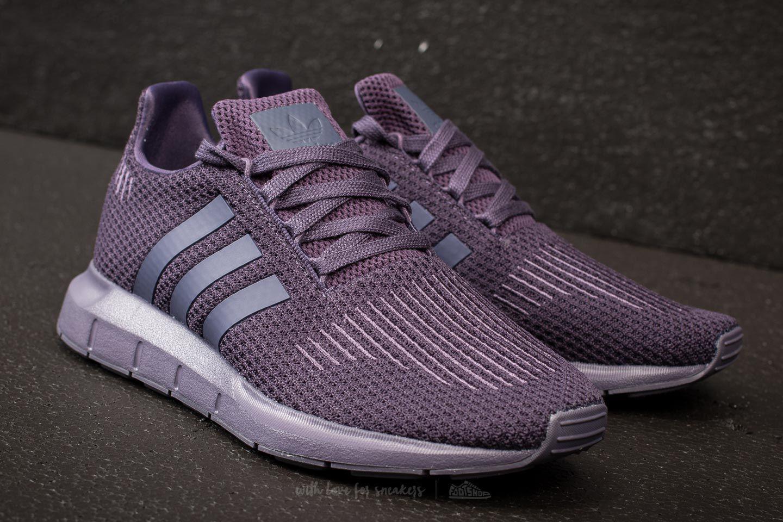 6b4777e735142 Lyst - adidas Originals Adidas Swift Run W Trace Purple  Trace ...