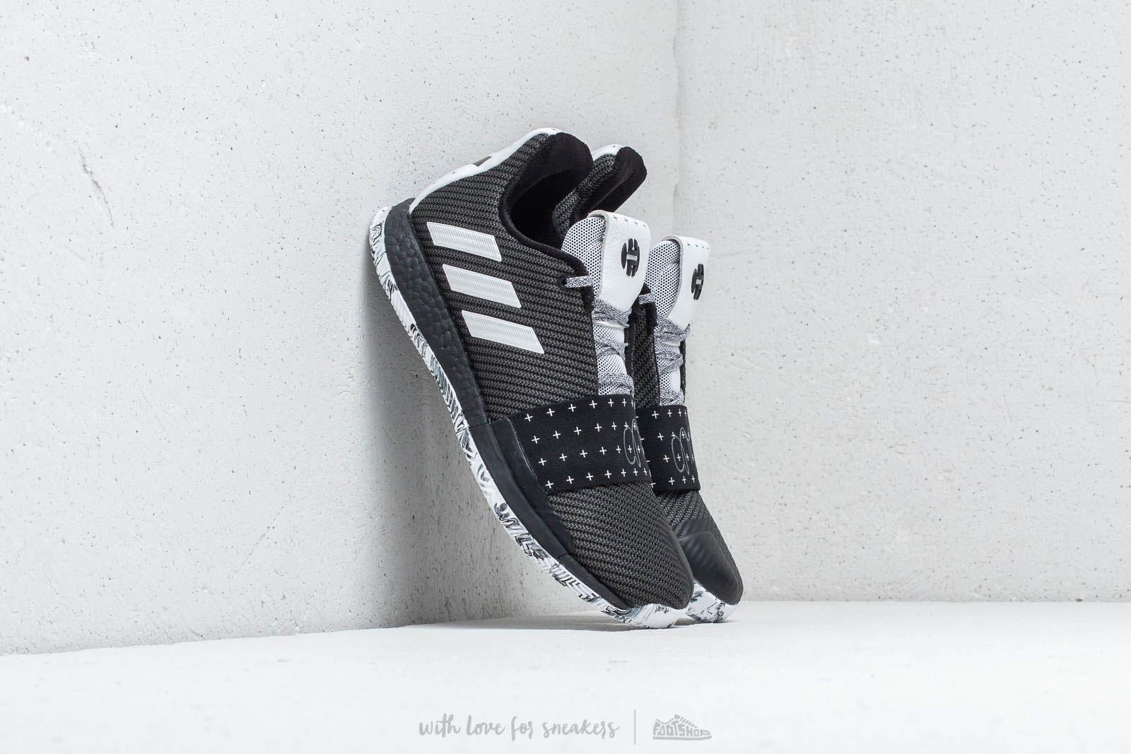 00ace5f4500b Lyst - adidas Originals Adidas Harden Vol. 3 Core Black  Cloud White ...