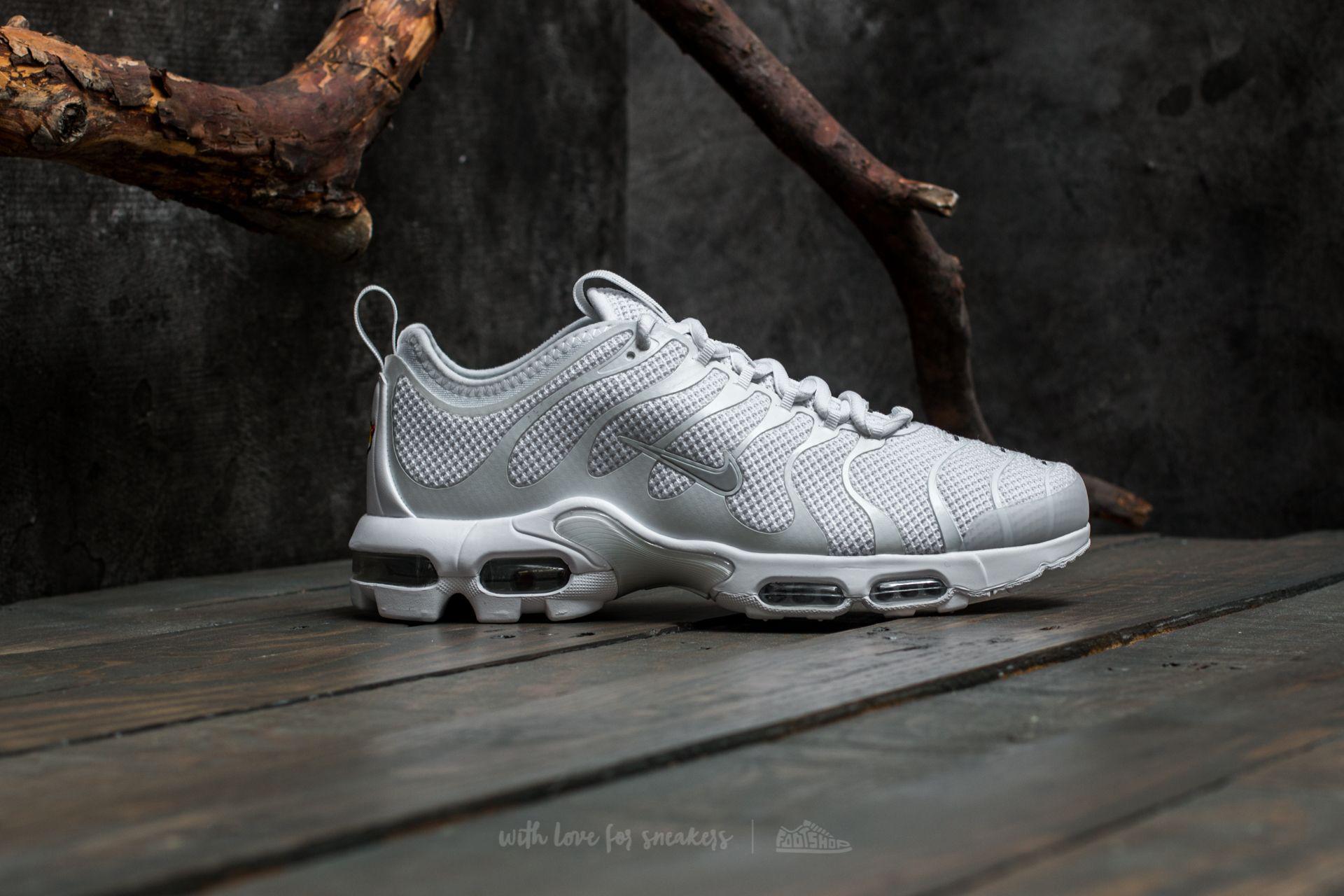 1a8c42ea39 Nike Air Max Plus Tn Ultra White/ Pure Platinum-white in White for ...