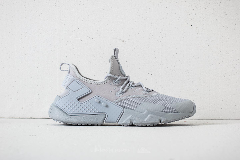 Nike Sportswear AIR HUARACHE DRIFT - Trainers - wolf grey/white YNNGgD1e4h