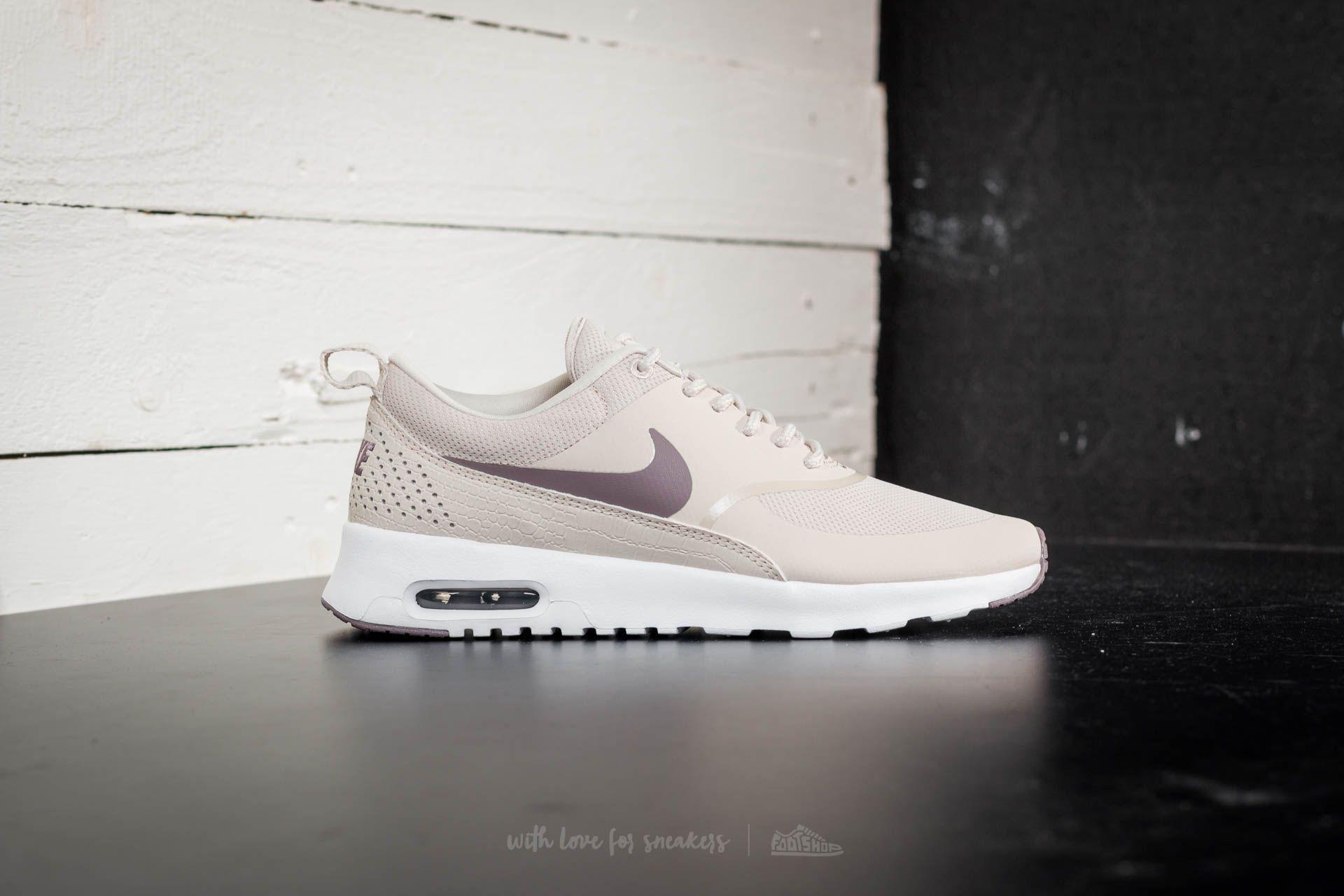 nike grey and brown sneakers