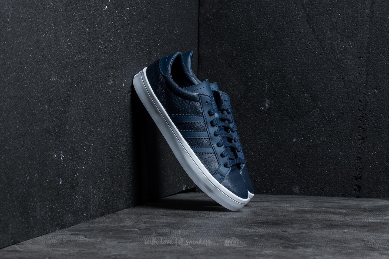 Lyst adidas Originals Adidas courtvantage Collegiate Navy