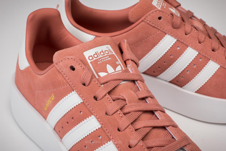 adidas Originals Superstar Bold W Ash Pink White Orden De Venta Ofertas De Venta Barata Realmente Descuento i1mdrc