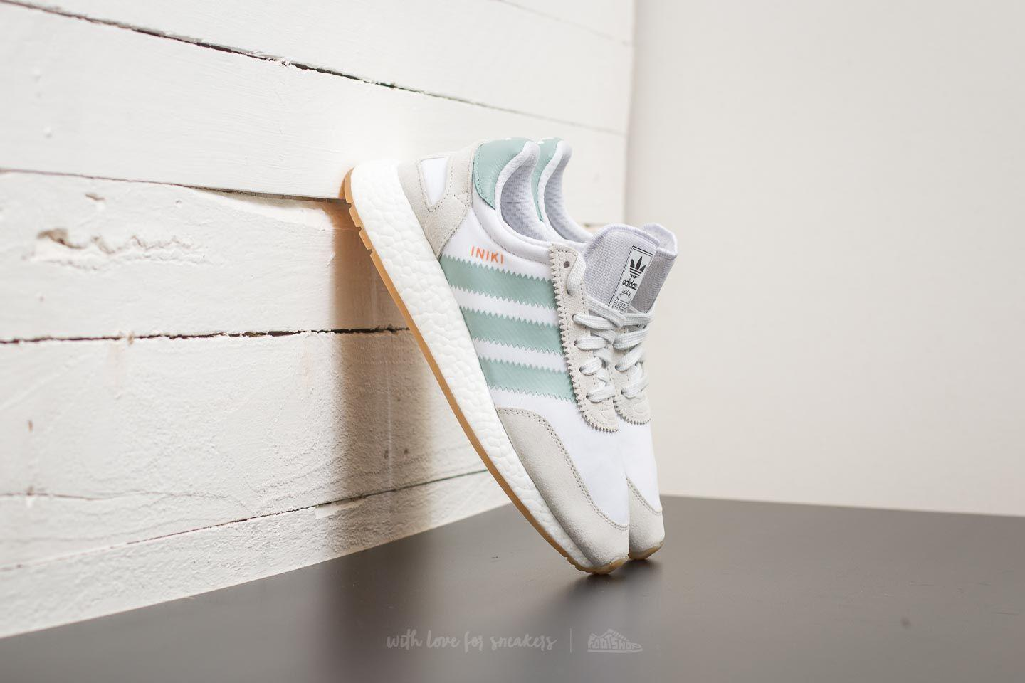 6caa0e694 Lyst - adidas Originals Adidas Iniki Runner W Ftw White  Tactile ...