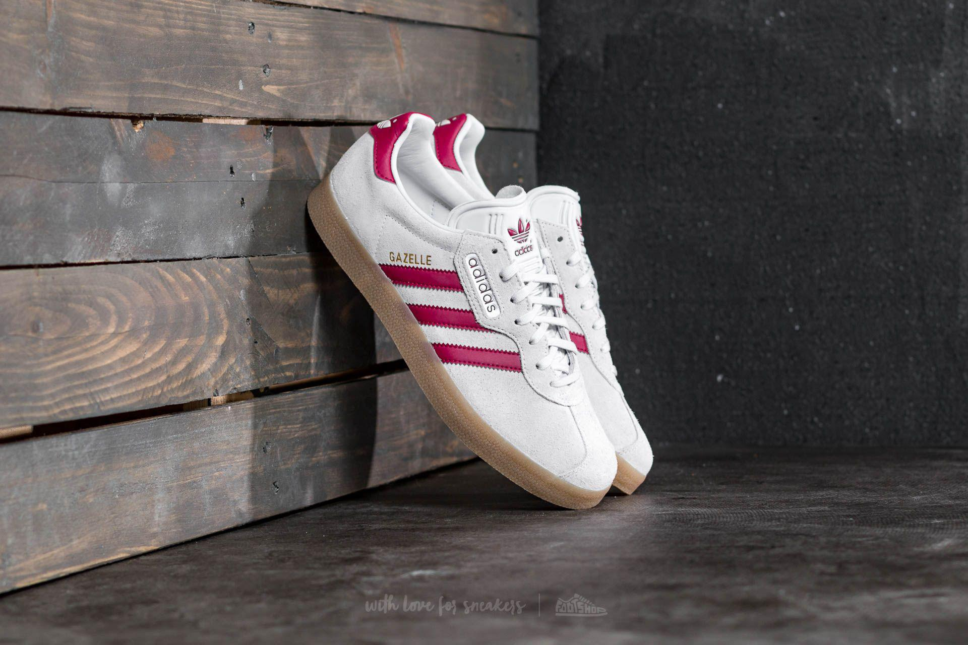 Adidas Gazelle Super St Major/ Ftw White/ Gold Metalic footshop Sportivo