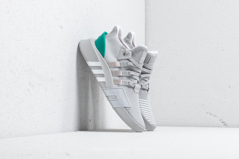 premium selection 33142 6545a Lyst - adidas Originals Adidas Eqt Bask Adv Grey Two Ftw Whi
