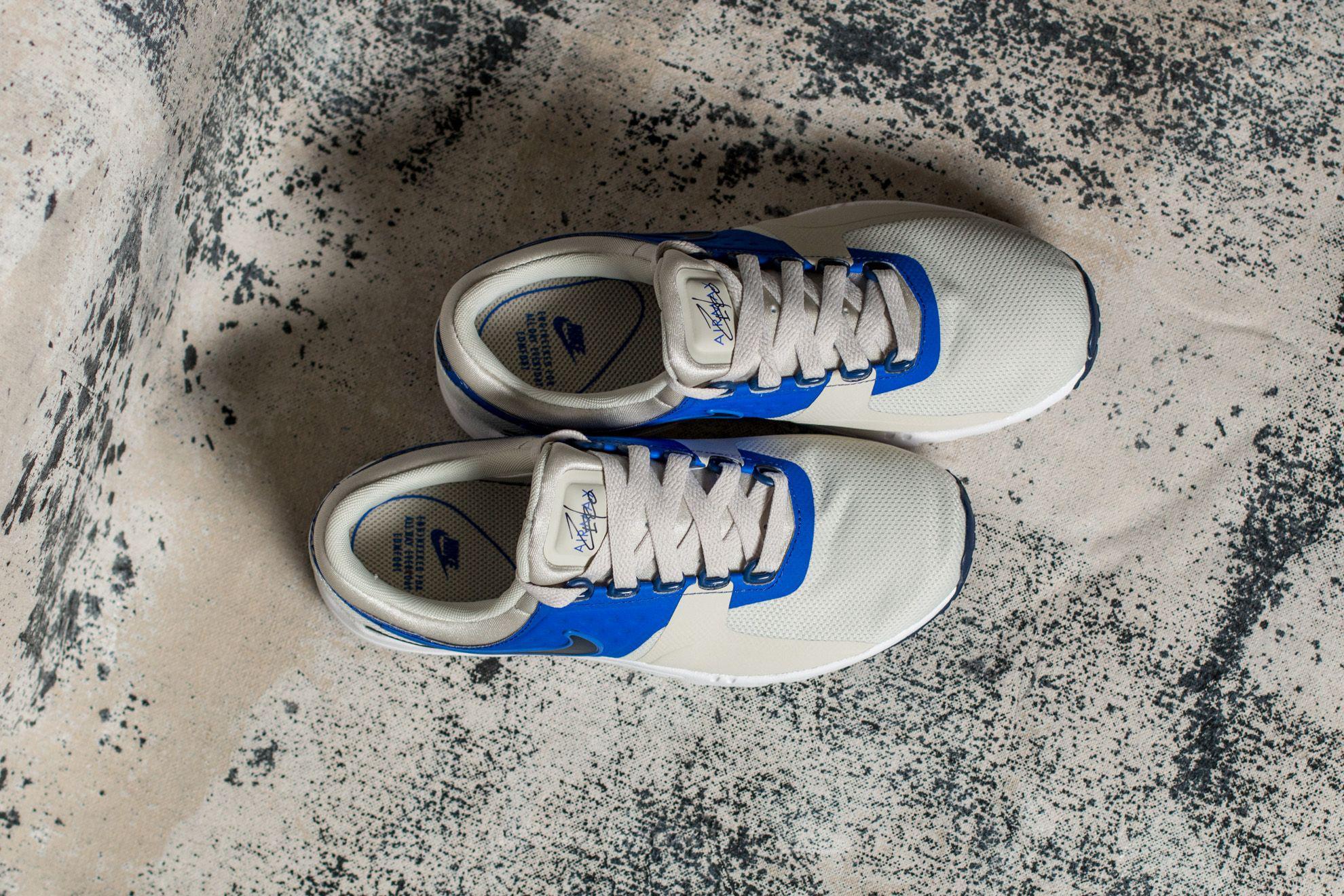 Nike W Air Max Zero Light Bone Binary Blue