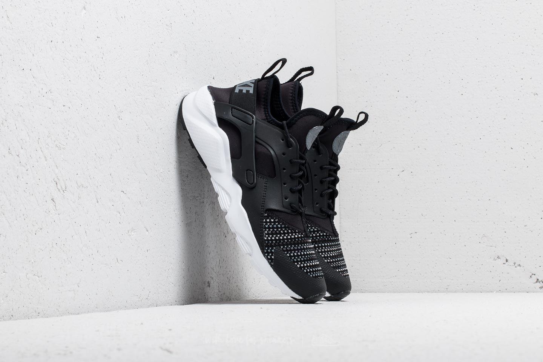 fc865a40aea6 Lyst - Nike Air Huarache Run Ultra Se (gs) Black  Cool Grey-anthracite