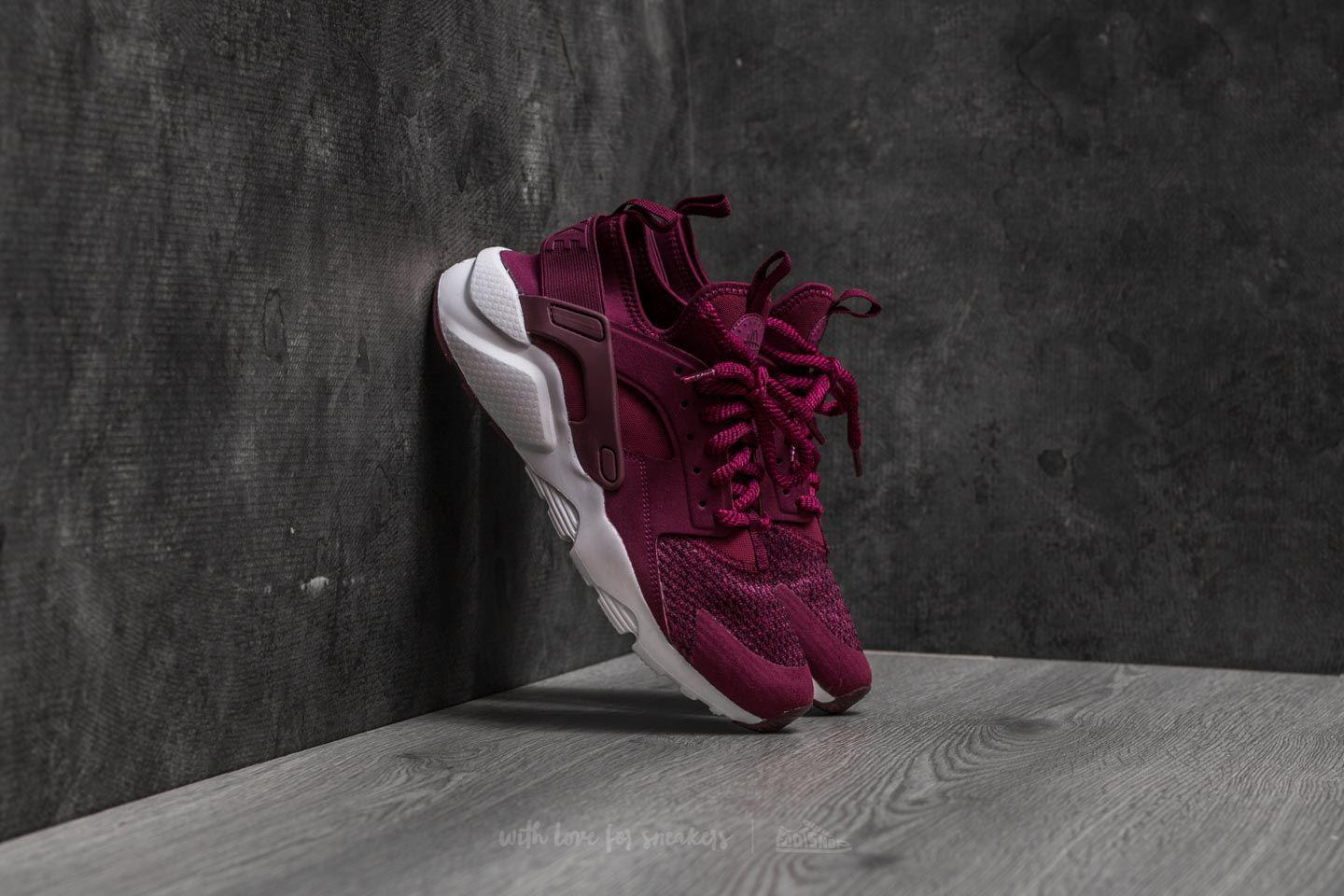691795bd4e37e Lyst - Nike Air Huarache Run Ultra Se (gs) Bordeaux  Bordeaux-tea Berry