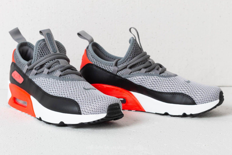 official photos 68da7 f78a9 Lyst - Nike Air Max 90 Ez (gs) Wolf Grey  Cool Grey-black in Gray