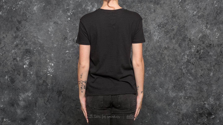 7e1e3a2e55fc Lyst - Vans X Karl Lagerfeld Wm Boyfriend Tee Black in Black for Men