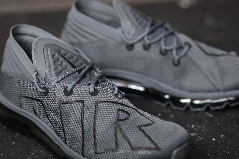 698f1bec89 Nike Air Max Flair Dark Grey/ Black-dark Grey in Gray for Men - Lyst