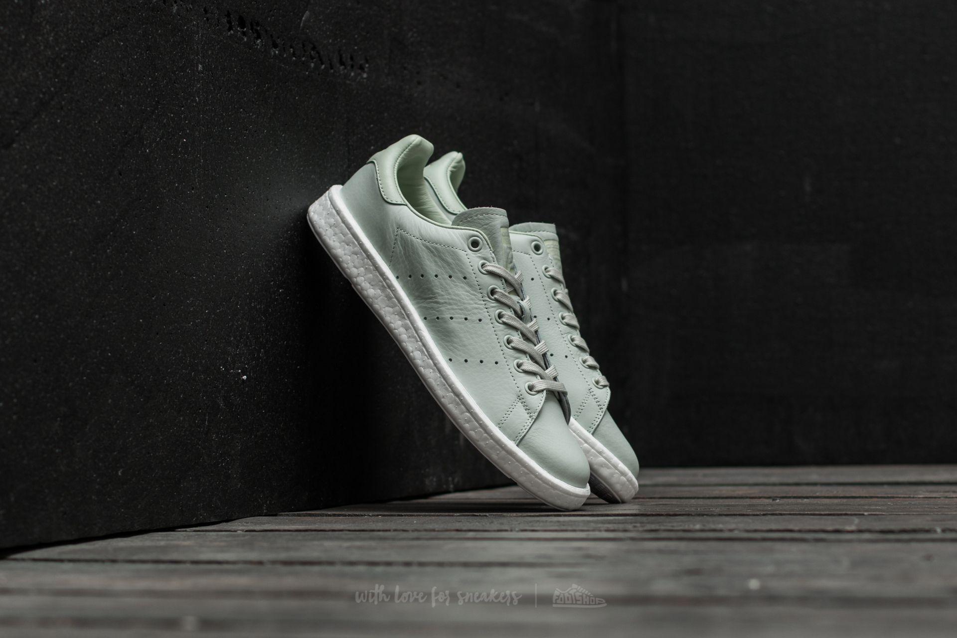 adidas stan smith linen green