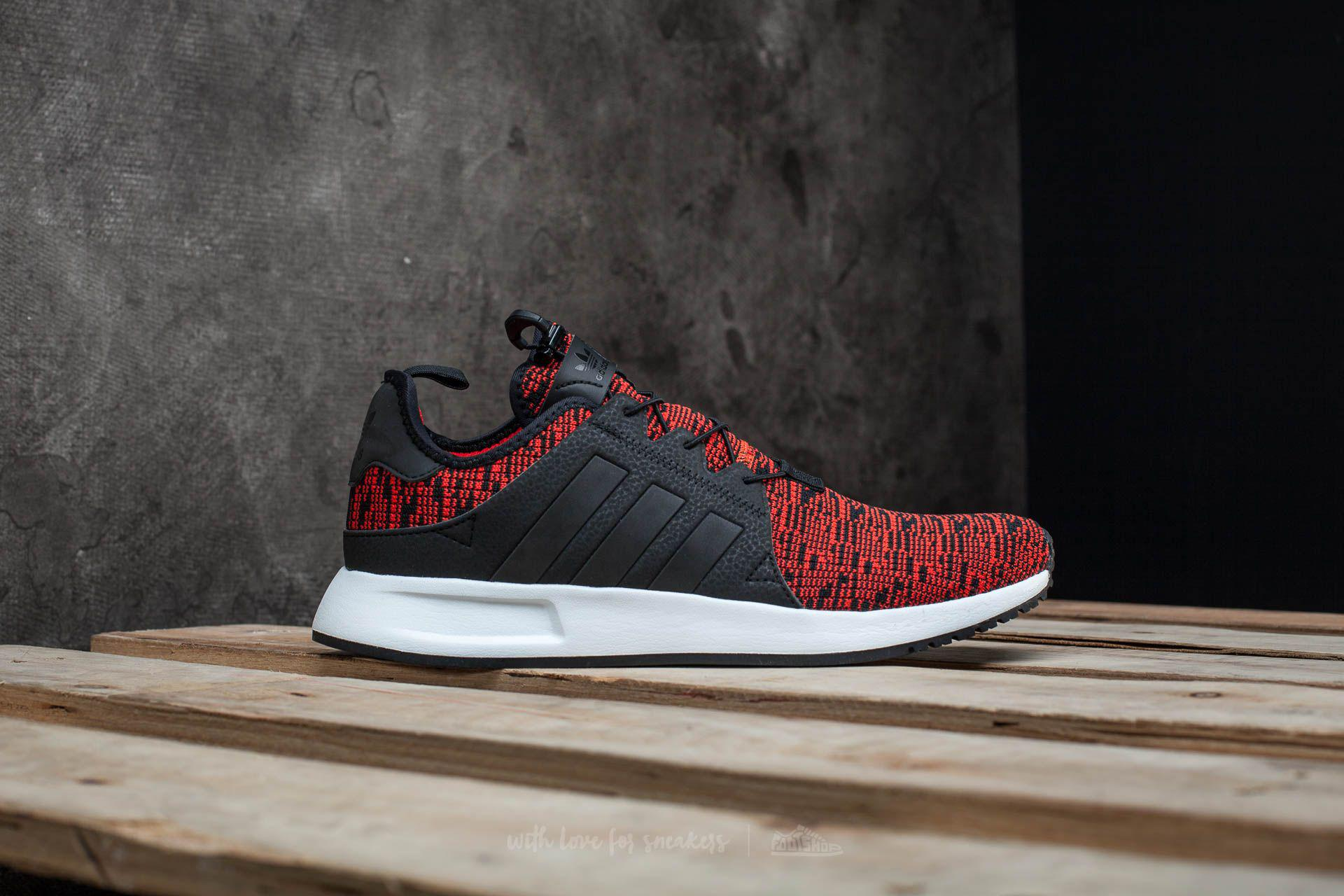 Lyst - adidas Originals Adidas X plr Core Red  Core Black  Ftw White ... 74fc305ee