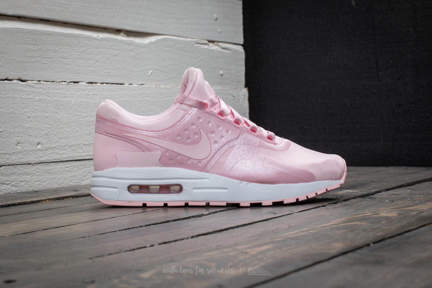 Lyst - Nike Air Max Zero Se (gs) Prism Pink  Prism Pink-white in Pink 9aa914a8c