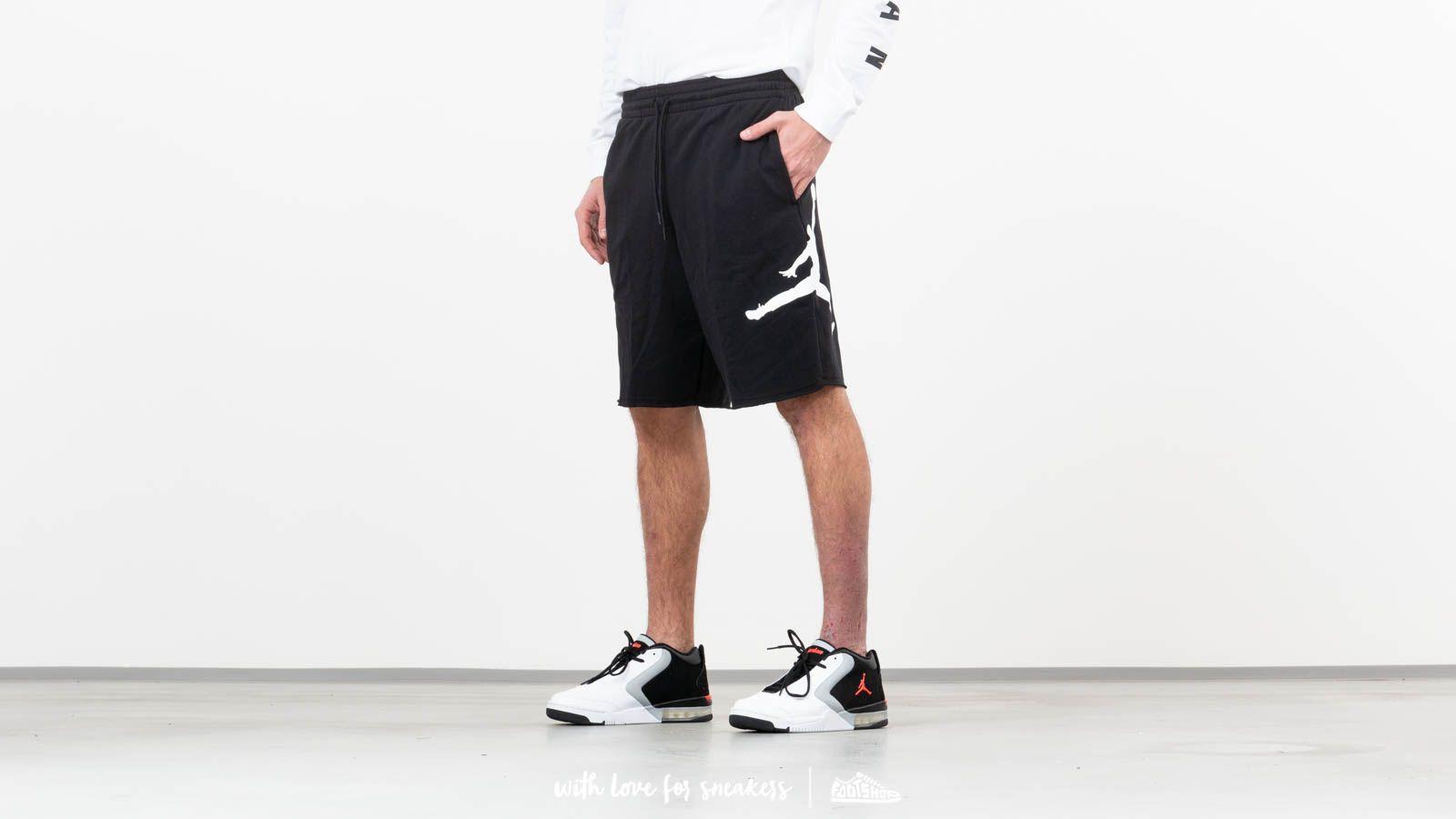 d27dfa497a3 Lyst - Nike Air Fleece Shorts Black in Black for Men