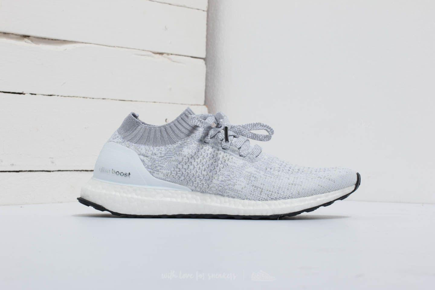 76ddc4d68f28f Lyst - Footshop Adidas Ultraboost Uncaged White  White Tint  Core ...